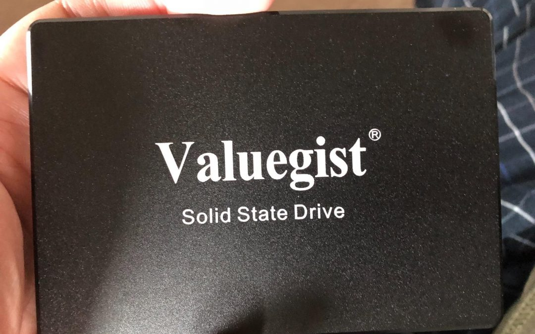 Great drive, 5 Star! –Review of a 120GB Valuegist SSD